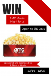 Movie Night Giveaway AMC